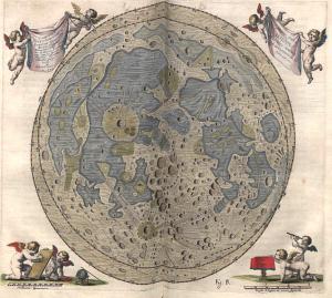 Księżyc z katalogu Heveliusza 1645